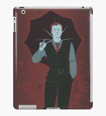 Mycroft Holmes - Colour Challenge iPad Case/Skin