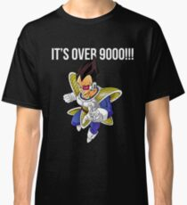 its over 9000 Classic T-Shirt