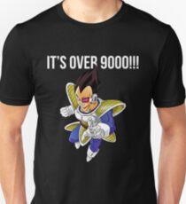es ist über 9000 Slim Fit T-Shirt
