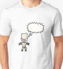 cartoon little robot T-Shirt