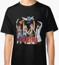 Flying Cat Tail Classic T-Shirt