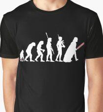 Darth Vader Evolution Graphic T-Shirt