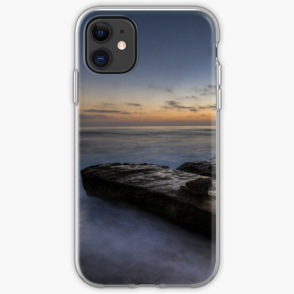 Calm Waters iPhone Soft Case