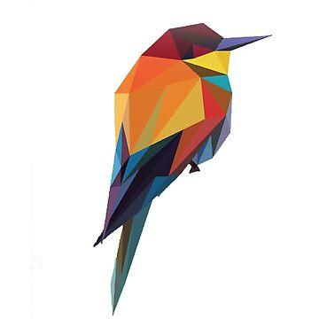 Polygon Bird by Squall1604
