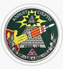 Annuit Cceptis Sticker