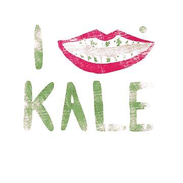 I Heart Kale by martin1989