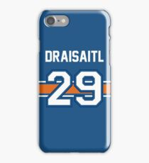 Leon Draisaitl - BLUE iPhone Case/Skin