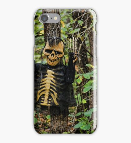 Trail Marker Funny iPhone Case/Skin