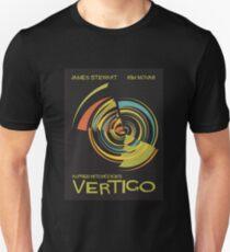 Vertigo Nod to Saul Bass Unisex T-Shirt