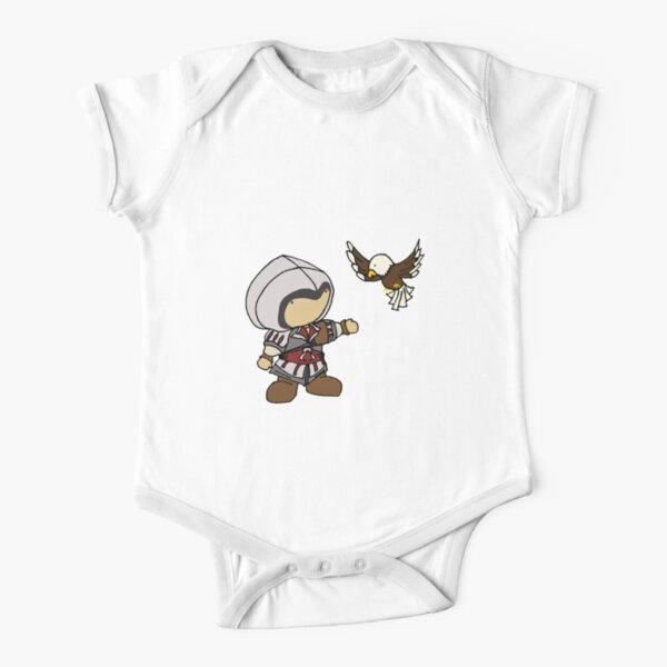 Ezio et Eagle Body manches courtes