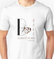 Books - Children of the Brain; Quote by Jonathan Swift Unisex T-Shirt