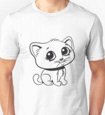 Cute baby sitting sweet Unisex T-Shirt