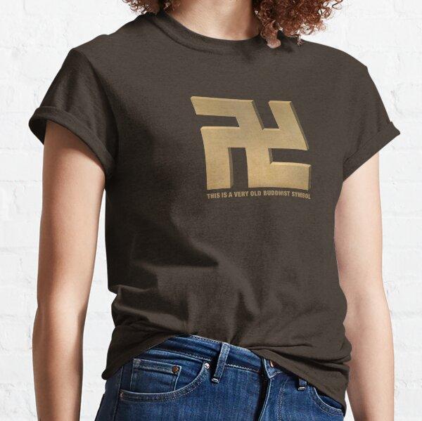 Buddhist Swastika  Classic T-Shirt