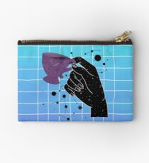 Mystic space coffee time Studio Pouch