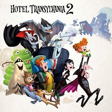 Hotel Transylvania 6 by kurangmakan