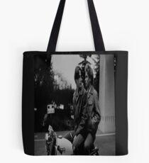 Keanu & River Tote Bag