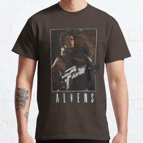 Aliens - Ripley & Newt Classic T-Shirt