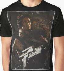 Aliens - Ripley & Newt Graphic T-Shirt