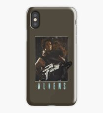 Aliens - Ripley & Newt iPhone Case/Skin