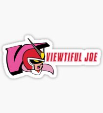Viewtiful Joe Sticker