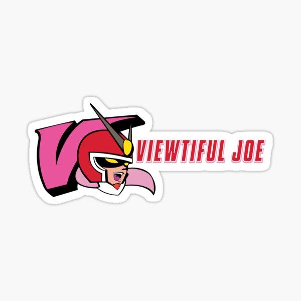 Viewtiful Joe Sticker