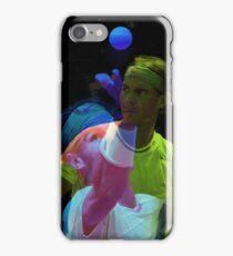Rafael Nadal double color exposure iPhone Case/Skin