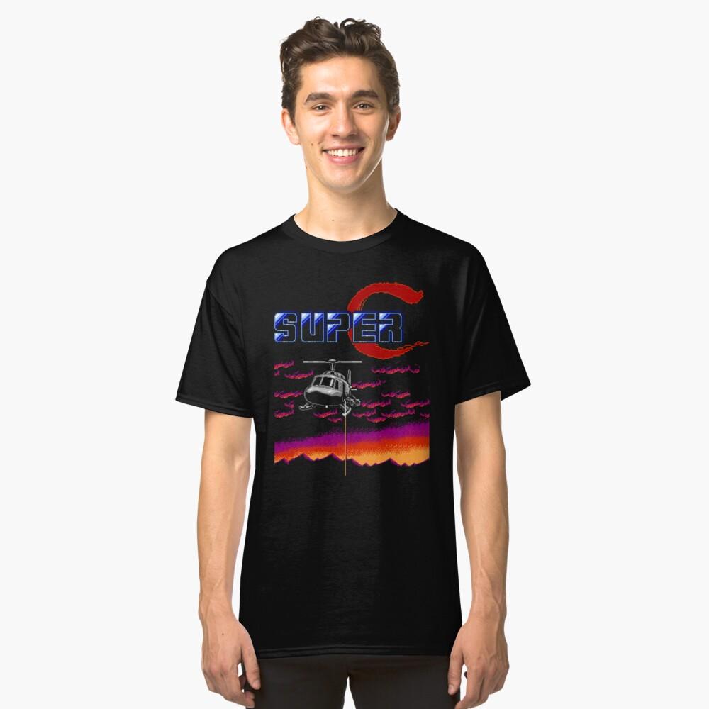 Super Contra (NES) Camiseta clásica