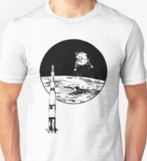 Apollo 11 Press Kit Cover Unisex T-Shirt