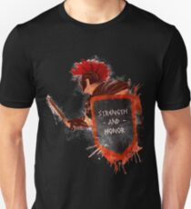 Gladiator, strength & honor Unisex T-Shirt