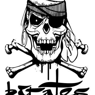 Skulls by FlyAwesome
