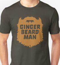 Ginger Beard Man Tee T-Shirt