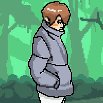 pixel forest boy by laruichi