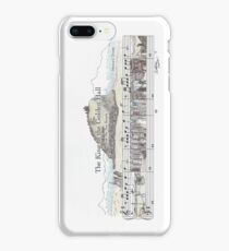 The King of the Golden Hall - Sheet Music Art iPhone 8 Plus Case