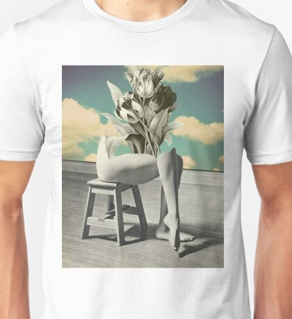 She's Gone Unisex T-Shirt