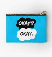 """The Fault In Our Stars """"Okay? Okay."""" Studio Pouch"""