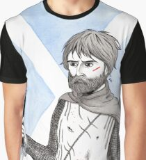 William Wallace Graphic T-Shirt