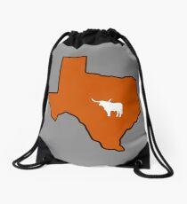 Austin Texas Longhorn Drawstring Bag