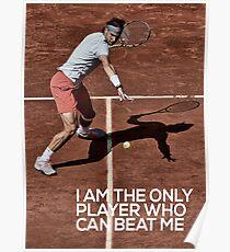Rafael Nadal poster Poster