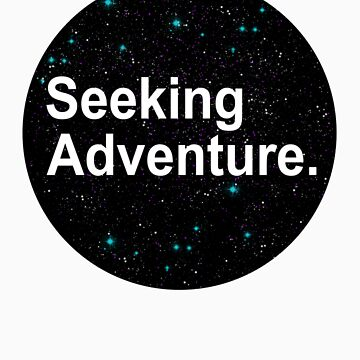 Seeking Adventure. by annekulinski