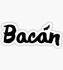 Bacan Sticker