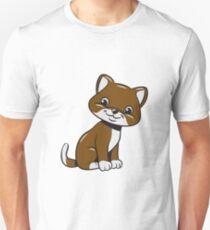 Cute baby cat Unisex T-Shirt