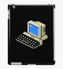 8bit old PC iPad Case/Skin