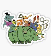 Tundro & Friends Sticker
