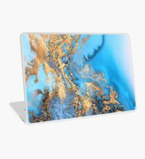 Marble watercolour Laptop Skin