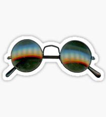 Pegatina Gafas de hipster