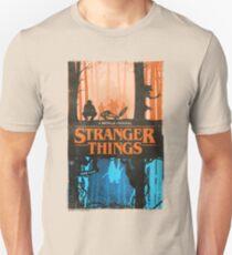 STRANGER THINGS - The Upside Down T-Shirt