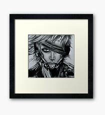 Raiden (Jack) Metal Gear Rising Framed Print