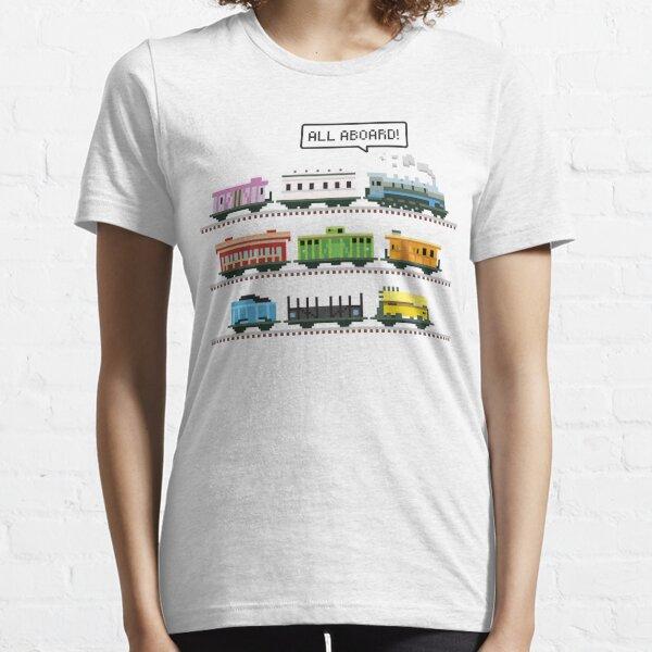 Billet tous à bord T-shirt essentiel