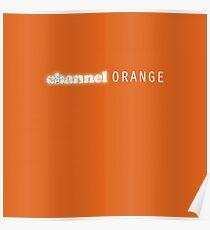 Channel Orange  Poster