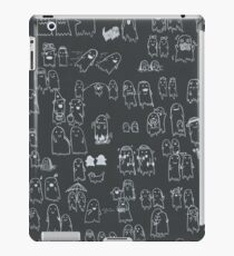 Lonely Ghost iPad Case/Skin